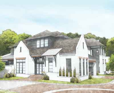 Township at Old Goodwood Home for Sale | Frantz Gibson Construction