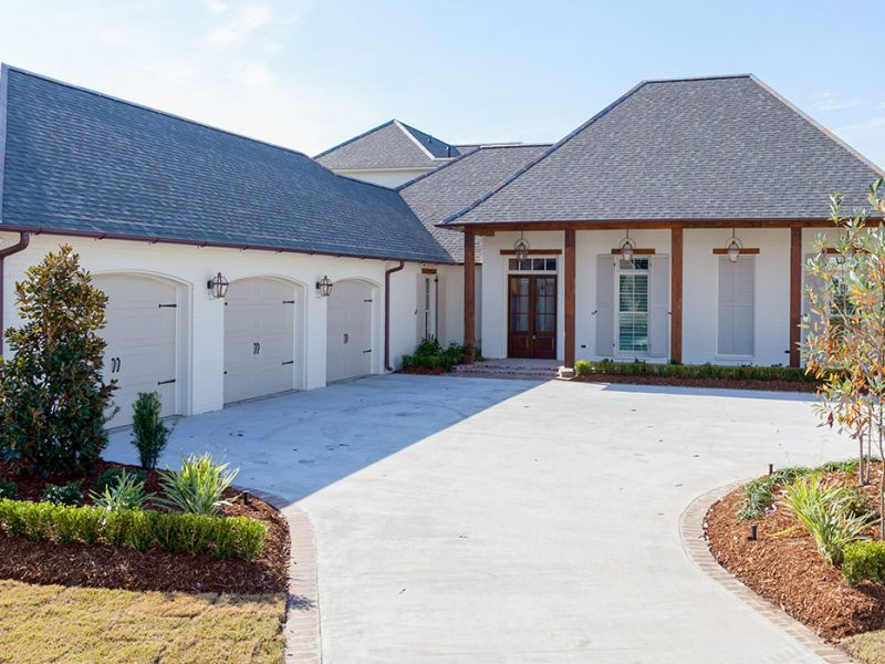 Project gallery baton rouge custom home builder frantz for Custom home designs baton rouge